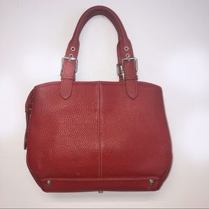 dooney and bourke RED Shoulder Bag Purse